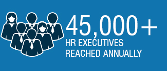 45k+ HR EXECUTIVES REACHED ANNUALLY